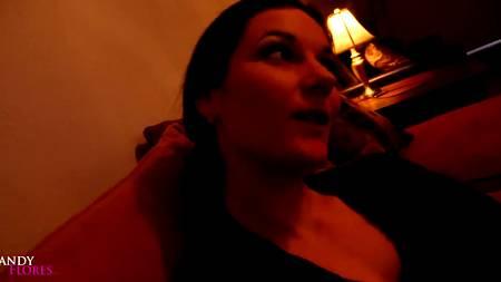 Мама и сын иногда грешат инцест сексом в POV порно видео, что вошло в привычку